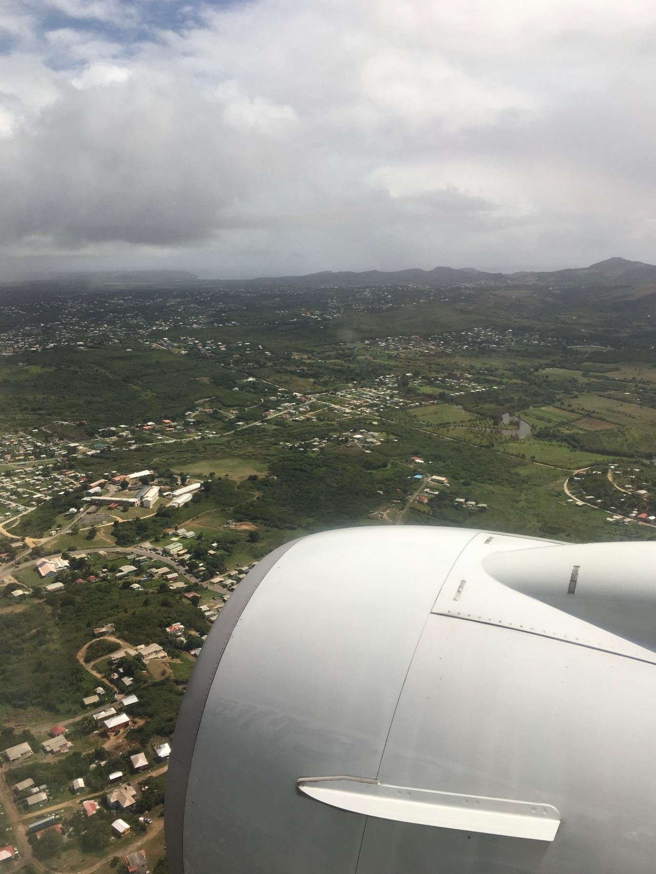 Getting to Antigua